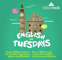 """English on Tuesdays"": ingelesez hitz egiteko egitasmoa"