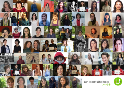72 emakume, 72 ikertzaile, 72 lan interesgarri. Emakume Zientzialarien Nazioarteko Eguna