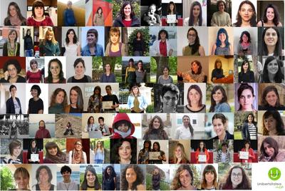 80 emakume, 80 ikertzaile, 80 esperientzia interesgarri. Emakume Zientzialarien Nazioarteko Eguna