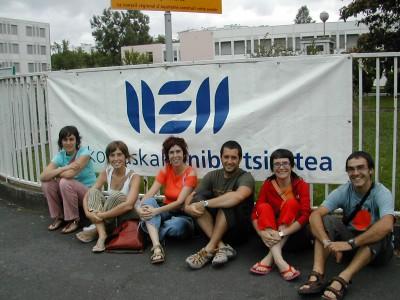Udako Ikastaroak 2006, Baiona