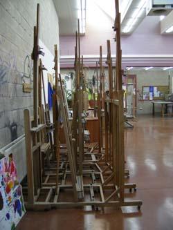 Arte Ederren fakultateko klasea