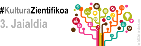 #KzJaia Kultura zientifikoa