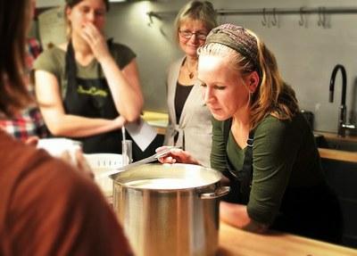 Munduko sukaldarien proiektu eraldatzaileak ezagutzeko sariketa: Basque Culinary World Prize