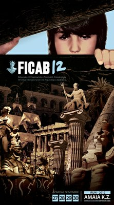Bidasoako XII. Nazioarteko Zinemaldi Arkeologikoa, azaroaren 27-tik aurrera