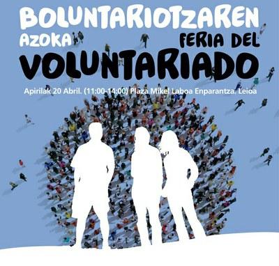 Boluntariotzaren azoka egingo dute Euskal Herriko hiru campusetan