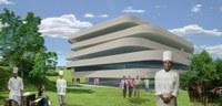 """Donostian kokatuko den """"Basque Culinary Center"""" eraikinaren itxura erakutsi dute"""