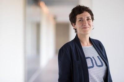 """Elisa Sainz de Murieta: """"Klima-aldaketa arintzen ez badugu, kostaldeko hiriak inpaktu larriei aurre egiteko prestatu beharko dira"""""""