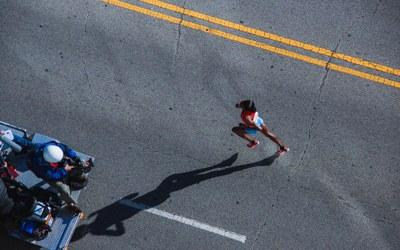 Erritmo-estrategia giltzarria da atletaren errendimenduan