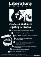 Eskaintza bi literaturan murgiltzeko: Literatura Eskola 2012/2013  eta  Irakurle Eskola Feminista