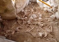 Europako lehen nekazariak tokiko ehiztariekin gurutzatu ziren, 3.000 urtez