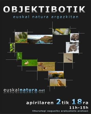 Euskal natura argazkitan