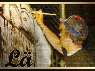 Euskal saltokiak graffitizaleak bihurtu dira