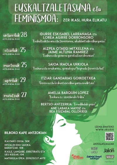 Euskaltzaletasuna eta feminismoa