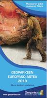 Geoparkeen Europako Astearen 8. edizioa maiatzaren 23tik ekainaren 10era egingo da