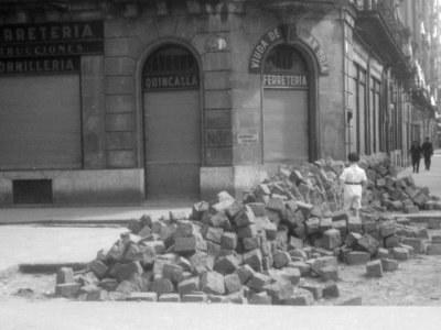 Gerra Zibilaren garaiko memoria historikoa lantzeko ibilaldia egingo dute bihar Donostian