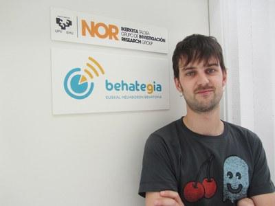 """Gorka Salces Alcalde: """"Ez dago Euskal Herria bere osotasunean aintzat hartzen duen audientzia-neurketarik"""""""