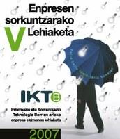 IKTB Enpresen Sorkuntzarako V. Lehiaketa