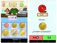 UPNA/NUPeko ikasle batek Androiderako jokoa sortu du haurrei euroak erabiltzen erakusteko