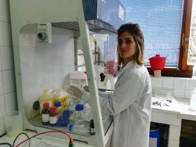 """Itziar Urizar: """"Antzutasuna hobeto ezagutzeko beharrezkoa da ugalkortasunaren mekanismo molekularrak aztertzea"""""""