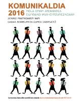 Komunikaldia 2016 ikus-entzunezko erronkei so
