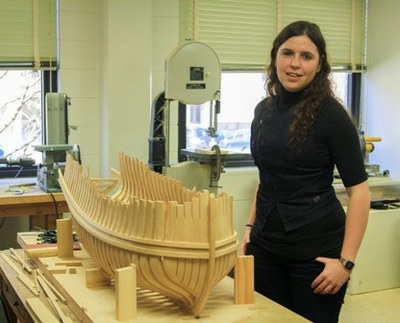 Maria Molina Intxaustegi arkeologoak jaso du V Premio Iberoamericano del Mar Cortes de Cádiz saria