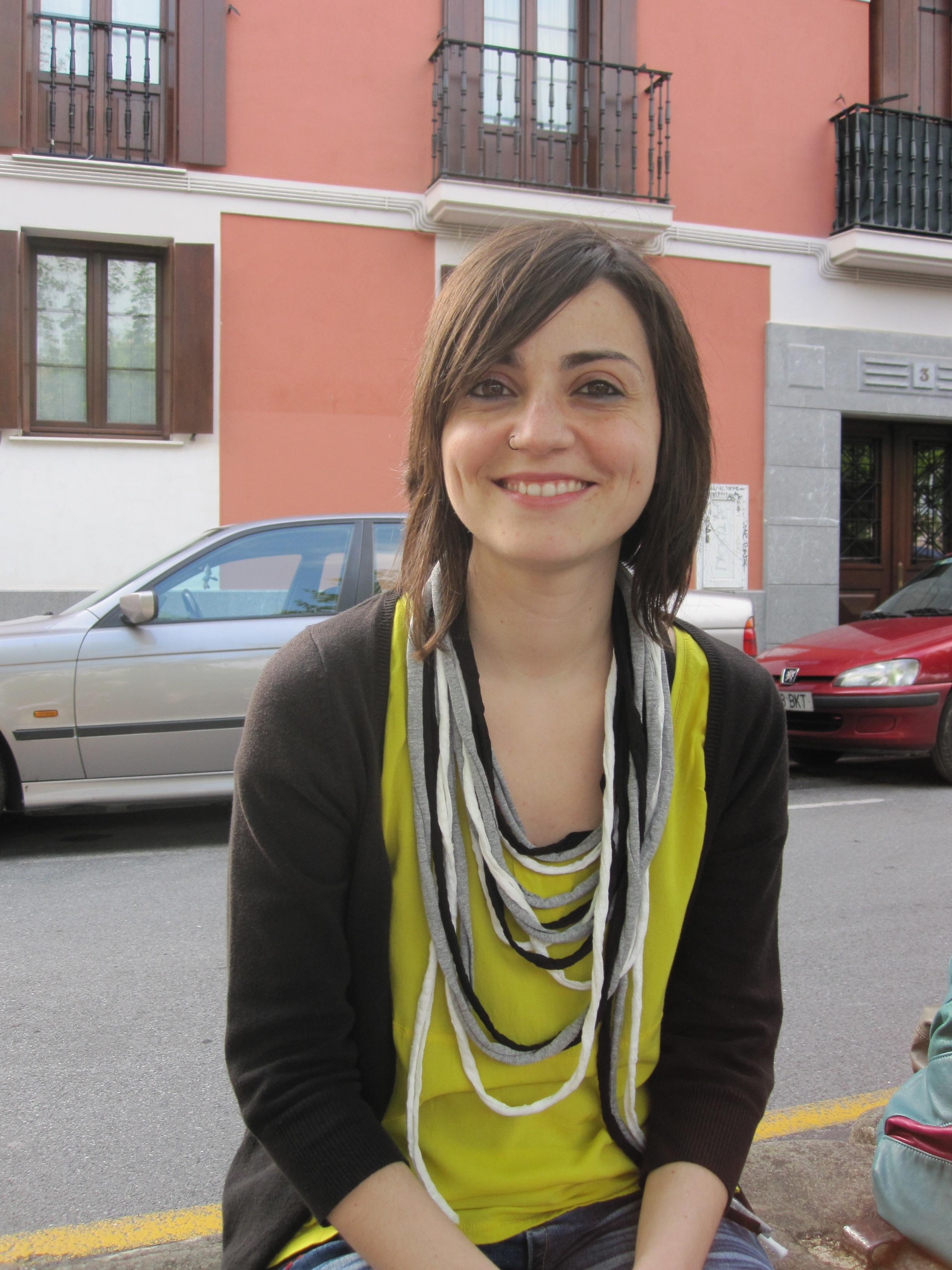 """Maria Ruiz: """"Argi dago espetxealdia ez dela oro har bizipen atsegina inorentzat, baina badirudi emakumeentzat esperientzia bereziki kaltegarria eta lazgarria dela"""""""