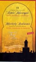 Marokoko Arabierari buruzko III.Nazioarteko Biltzarra Gasteizen