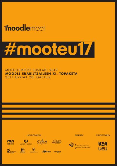 MoodleMoot Euskadi urriaren 20an Gasteizen