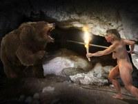 Neandertalen eta leize-hartzen arteko harremana ari dira ikertzen Aranzadi Zientzia Elkartea eta UPV/EHU