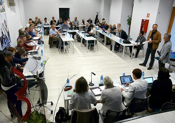 """""""Network for Education and Training of Teachers (NETT)"""" sareko ordezkariak gurean"""
