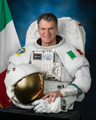 Paolo Nespoli astronauta italiarrak hitzaldia emango du astelehenean Bilbon