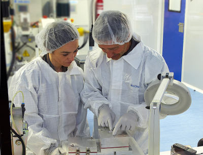 Polymers&Medical applications jardunaldia antolatu du Leartikerrek