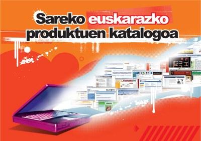 Sareko euskarazko produktuen katalogoa kalean da