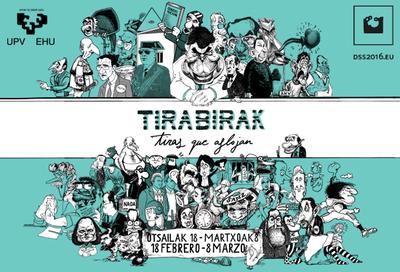 """""""Tirabirak"""" erakusketa: gure iragana bineta bidez"""