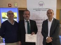 UPV/EHUko NanoBioCel taldeak jaso du SEFIG saria