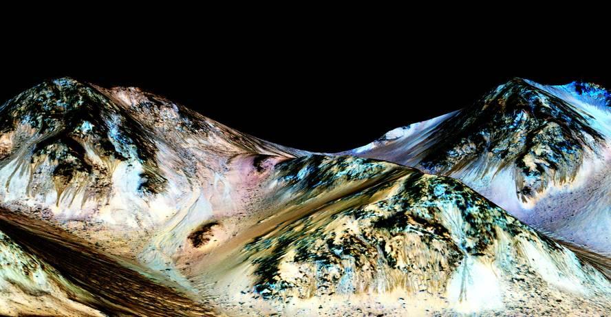 Ur gaziaren zantzuak aurkitu dira Marten
