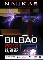 """Zientzia modu errazean gizarteratzeko """"Naukas Bilbao 2013"""" ekimena bihar hasiko da Bilbon"""