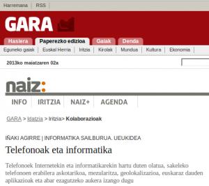 IEB2013_Gara