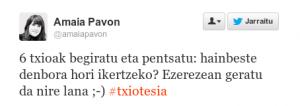 Amaia Pavon
