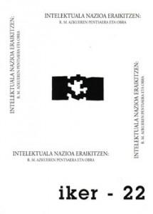 IKER 22 Euskaltzaindia