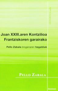 kontzilio vatikanoa II. Pello Zabala