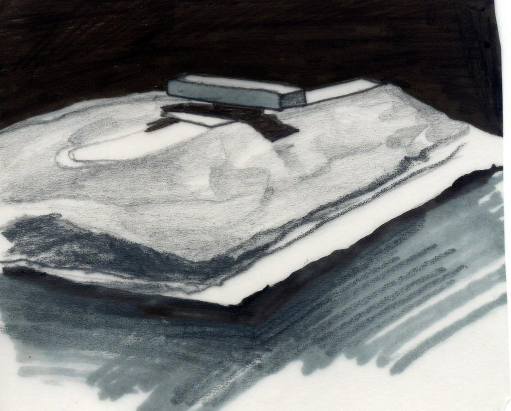 2. Ametzagaña dibujo