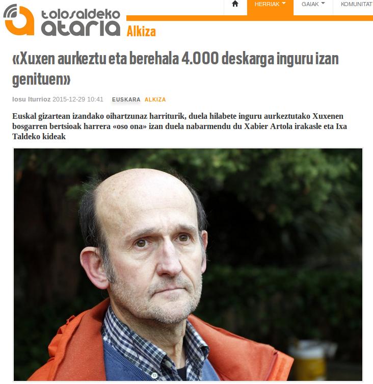 Xuxen%_Artola_tolosaldeko
