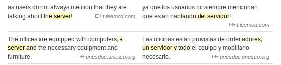 Linguee_server