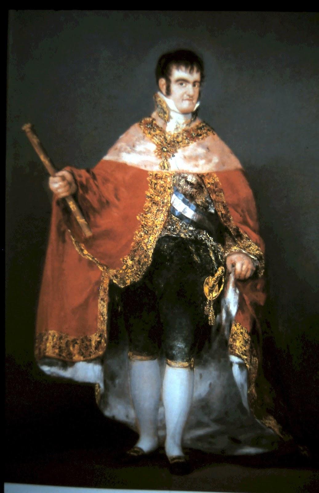Errege Fernando VII.a