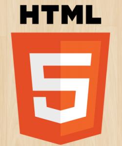 HTML5 logoa