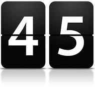 45zenbakia