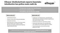[Lan-poltsa] Elhuyar Aholkularitzak lan-poltsa osatzeko deialdia egin du